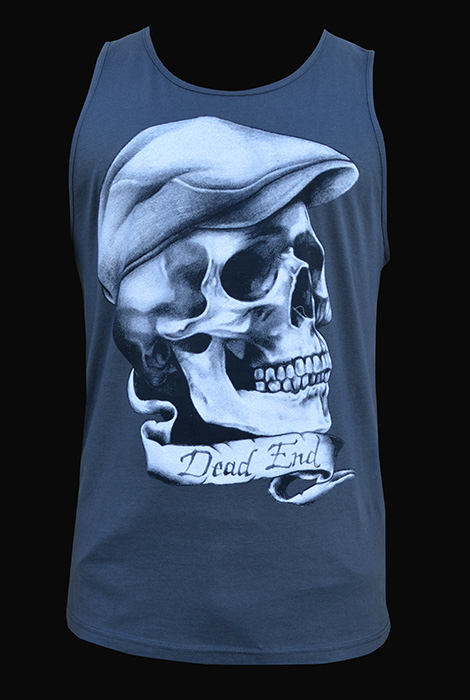Mens Dead End - Tank Top