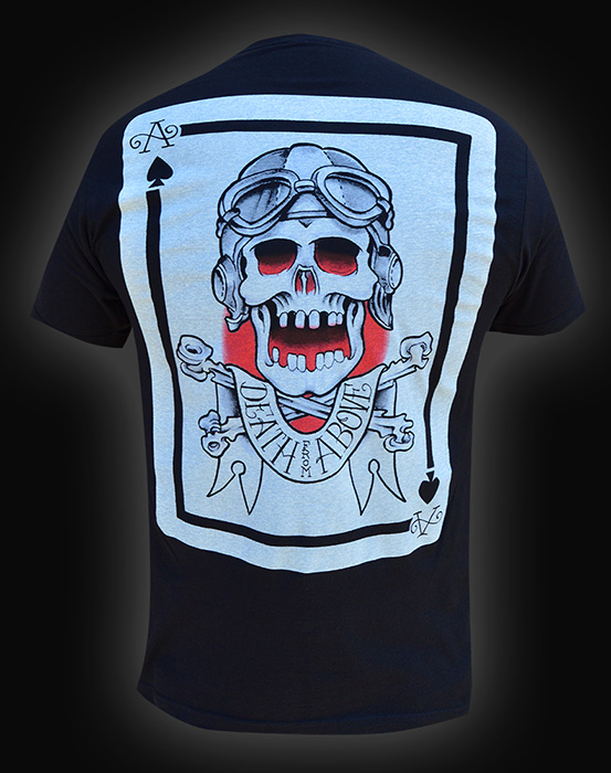 Mens Death From Above Tee - Click Image to Close
