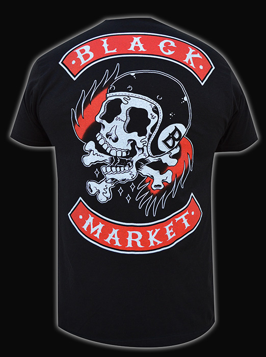 Mens Death Ride Tee