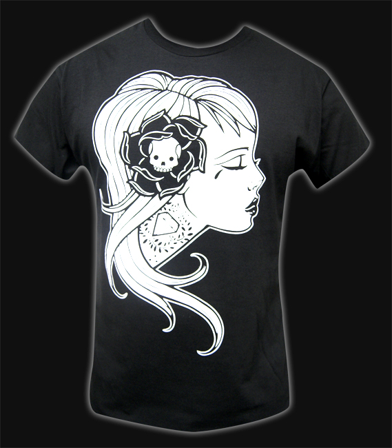 Mens Diamond Girl Tee