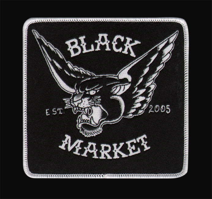 Flying Panther Patch