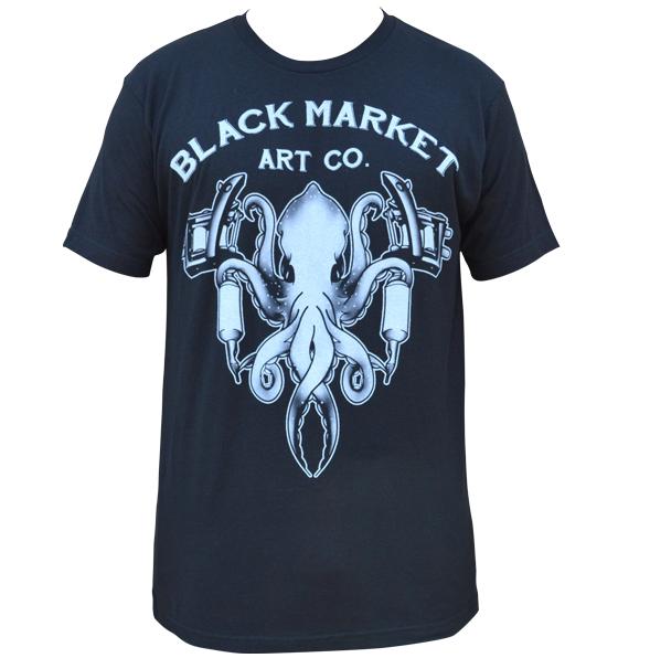 c0258820 T Shirts : Black Market Art Company, Tattoo Inspired Art and Apparel
