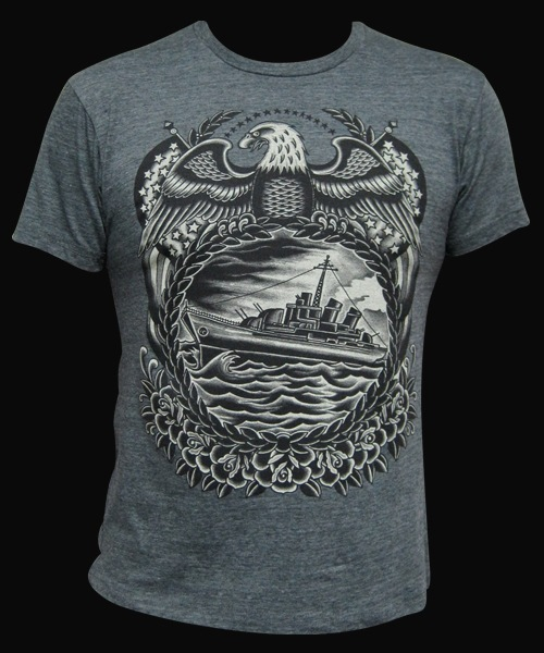 T Shirts : Black Market Art Company, Tattoo Inspired Art and Apparel