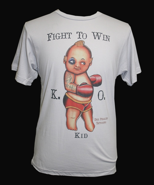 Mens Fight to Win Tee