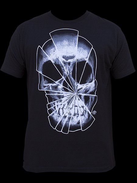 Mens Shattered Tee
