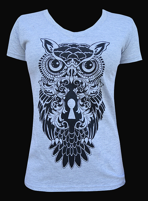Womens Night Watch V Neck