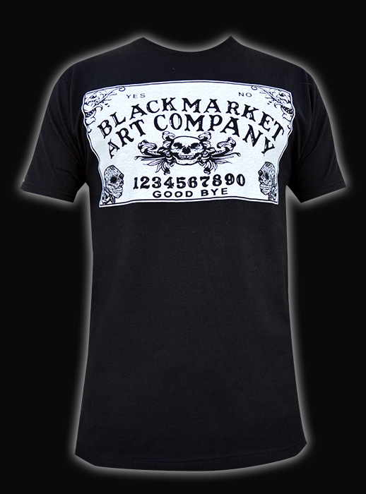 Mens Ouija Board Tee