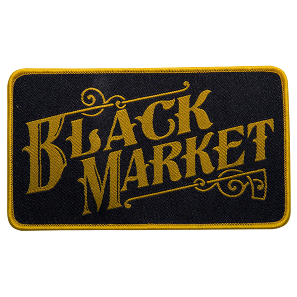 Black Market Art - Patch