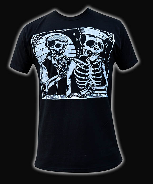 Mens To The Grave Tee