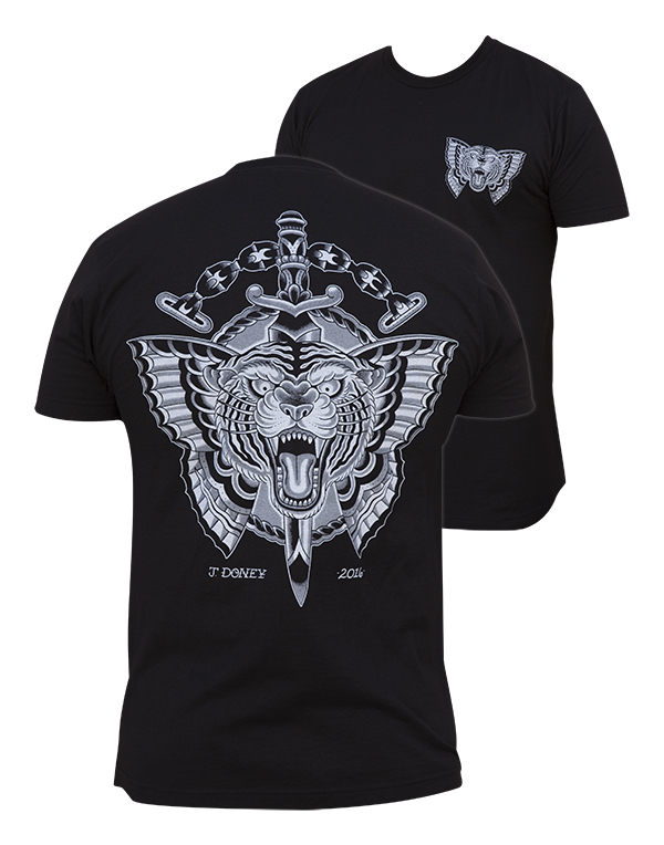 Mens Flying Tiger - Tee