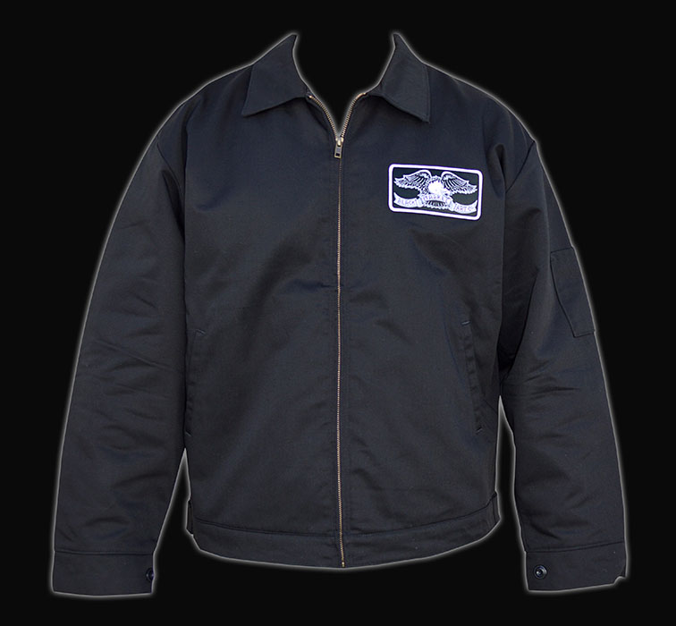 Mens Wired Lined Shop Jacket