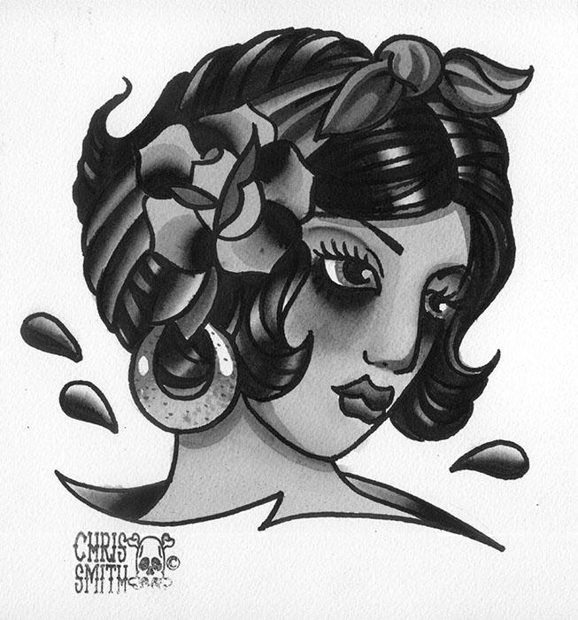 Canvas Art Black Market Art Company Tattoo Art Amp Apparel