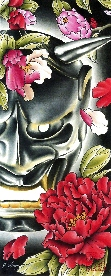 Her Favorite Mask - Limited Edition Canvas Giclee