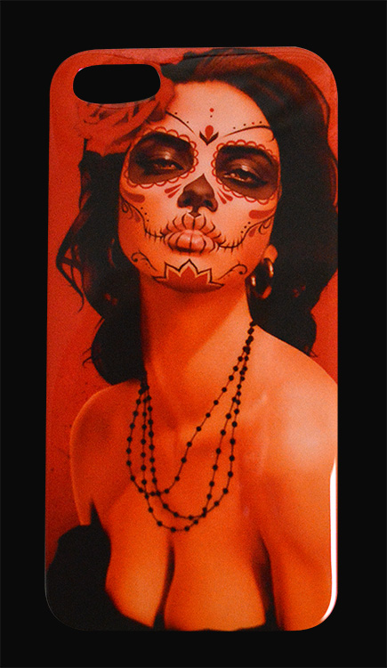 Isabella Muerta - iPhone5 Case