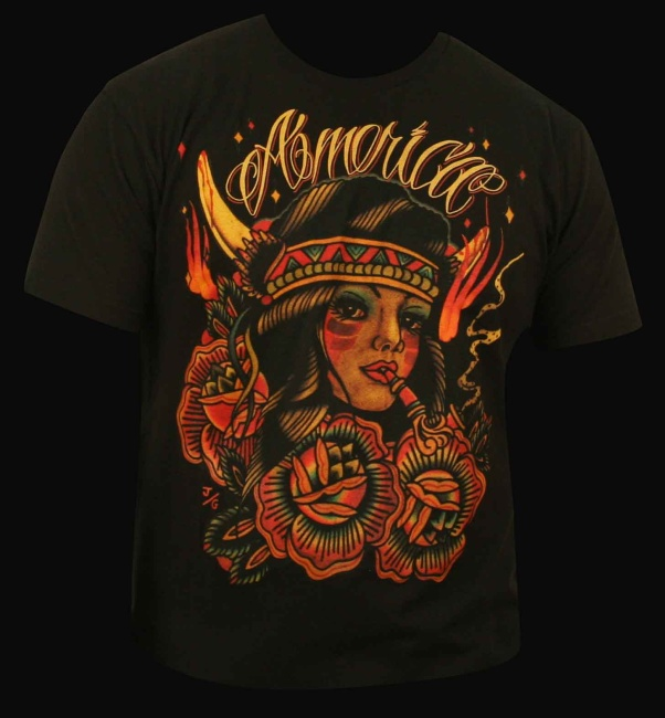 T Shirts : Black Market Art Company, Tattoo Inspired Art and Apparel
