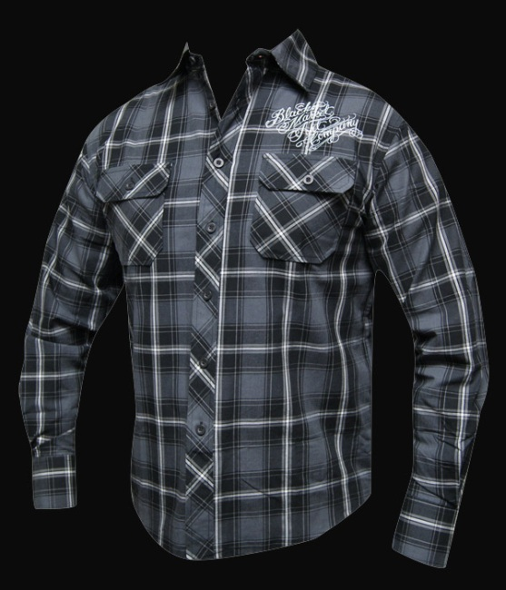 Mens Eve Long Sleeve Button Up