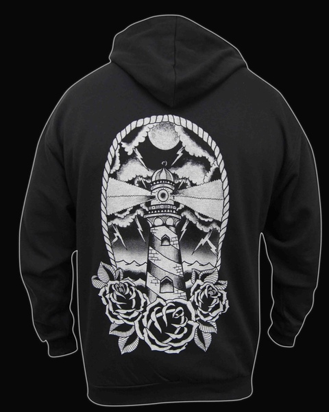 Mens Lighthouse Hoodie